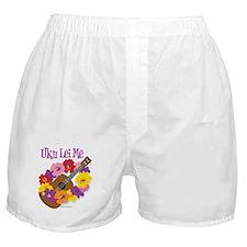Uku Lei Me Boxer Shorts