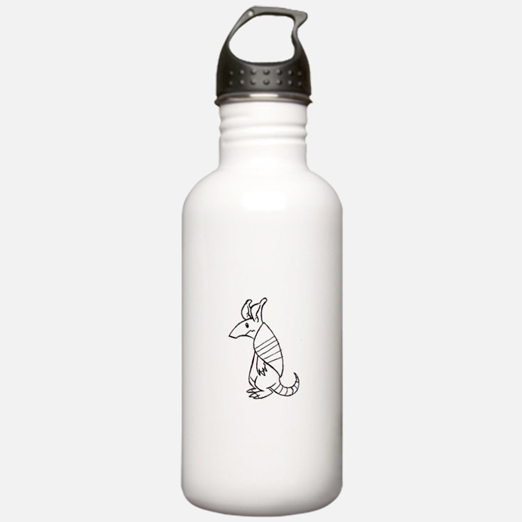 Armadillo Water Bottle