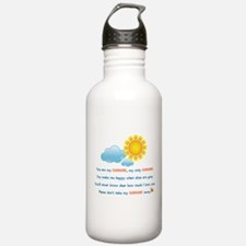 You are My Sunshine Water Bottle