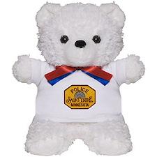Sauk Centre Police Teddy Bear