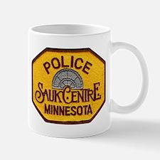 Sauk Centre Police Mug