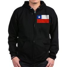 Chile Zip Hoodie