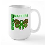 Hope Matters Organ Transplant Large Mug