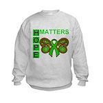 Hope Matters Organ Transplant Kids Sweatshirt