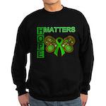 Hope Matters Organ Transplant Sweatshirt (dark)