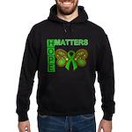 Hope Matters Organ Transplant Hoodie (dark)
