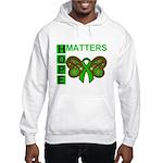 Hope Matters Organ Transplant Hooded Sweatshirt