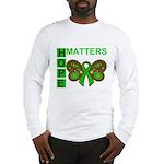 Hope Matters Organ Transplant Long Sleeve T-Shirt
