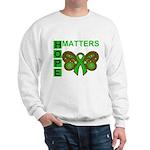 Hope Matters Organ Transplant Sweatshirt