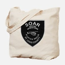 St Louis Police Air Rescue Tote Bag