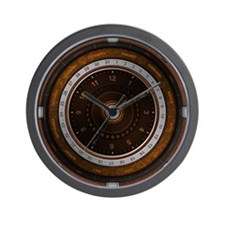 Traveler Wall Clock