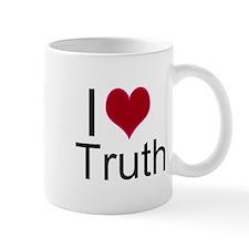 I Love Truth Mug