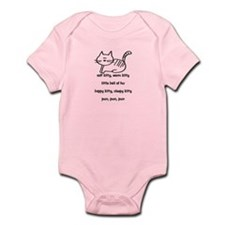 Soft Kitty Infant Bodysuit