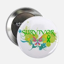 "Organ Transplant Survivor 2.25"" Button"