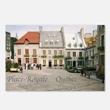 Place-Royale Quebec Postcards (Package of 8)