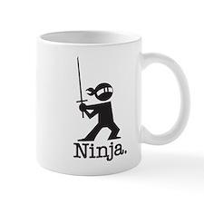 Ninja. Small Mug