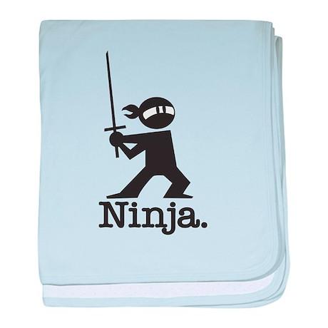Ninja. baby blanket