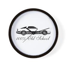 100 % Old School MKIII Wall Clock