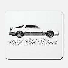 100 % Old School MKIII Mousepad