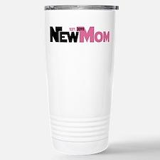 Cool New Mom 2011 Stainless Steel Travel Mug
