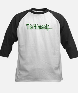 """'Tis Himself"" Kids Baseball Jersey"
