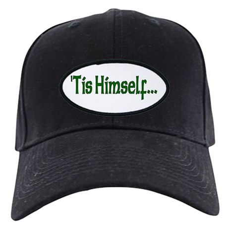 """'Tis Himself"" Black Cap"