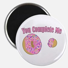 "You Complete Me 2.25"" Magnet (100 pack)"