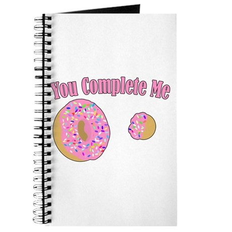You Complete Me Journal