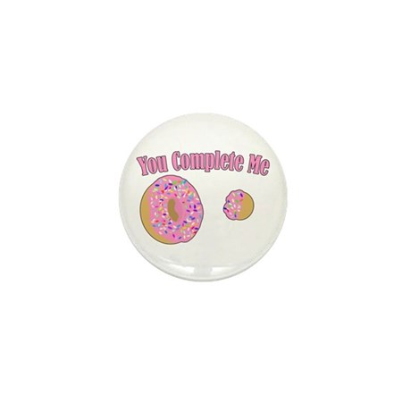 You Complete Me Mini Button (100 pack)
