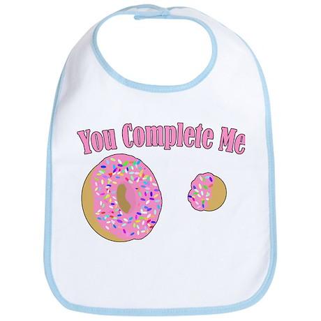 You Complete Me Bib