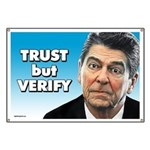 Reagan - Trust But Verify Banner