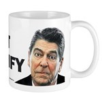 Reagan - Trust But Verify Mug