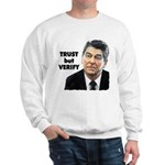 Reagan - Trust But Verify Sweatshirt