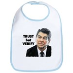 Reagan - Trust But Verify Bib