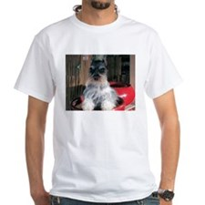 Watch My Schnauzer Grow Shirt