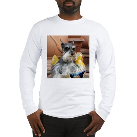 Who Came First Long Sleeve T-Shirt