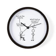 Sudo Wall Clock
