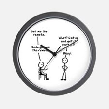 Sudo Wall Clock