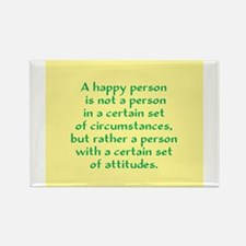 Happy Person Magnets