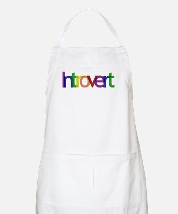 Introvert Colors Apron