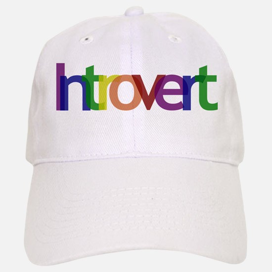 Introvert Colors Hat