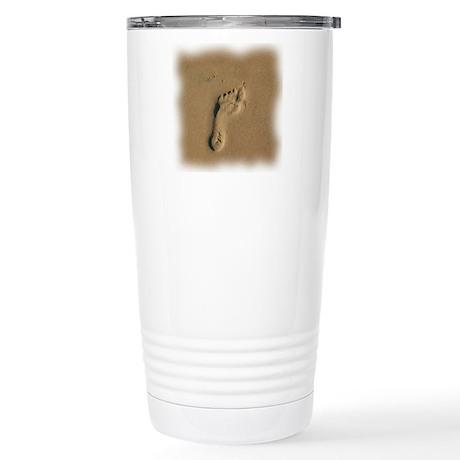 FOOTPRINT Stainless Steel Travel Mug