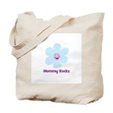 Mommy Rocks Tote Bag