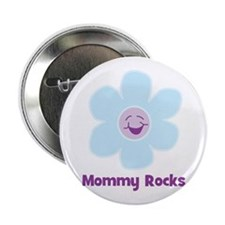 Mommy Rocks Button