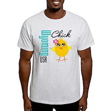 Wyoming Chick T-Shirt