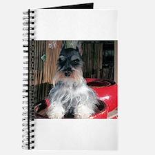 Watch My Schnauzer Grow Journal