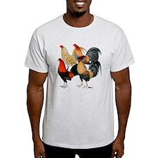 Four Gamecocks T-Shirt