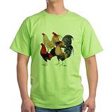 Gamefowl Green T-Shirt