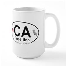 Cupertino Mug