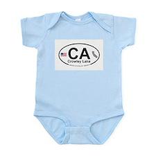 Crowley Lake Infant Bodysuit